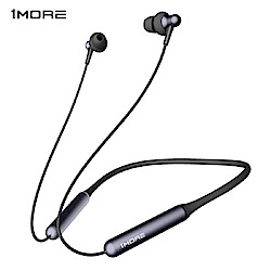 1MORE Stylish雙動圈頸掛式藍芽耳機-黑/E1024BT-BK