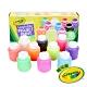 美國crayola繪兒樂 可水洗兒童顏料2盎司10色(亮霓虹) product thumbnail 1