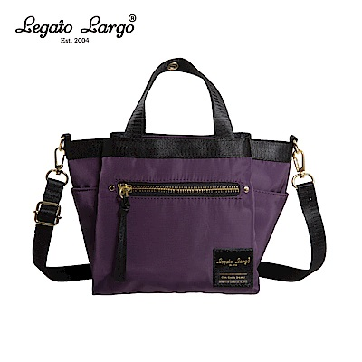Legato Largo 兩用側背包-迷你-紫 LT-F1054PU