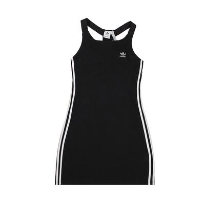 ADIDAS 女  RACER B DRESS  連身裙-GN2878