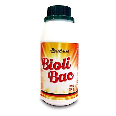 德國Bioli Bac得立潔 神奇酵素除油粉 200g 廚房清潔 截油槽 水管保養