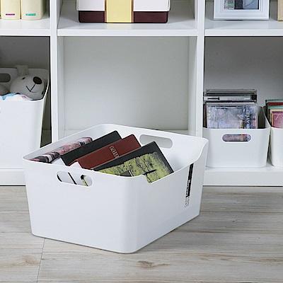 創意達人大型凱莉整理多用途收納盒4入