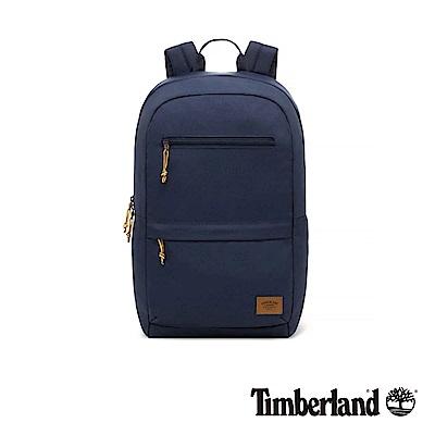 Timberland 深藍色拉鍊後背包 A1CS9
