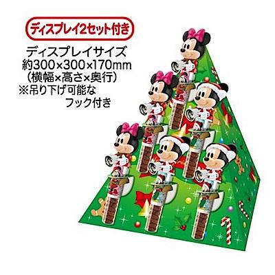 迪士尼聖誕巧克力搖鈴(6入組)