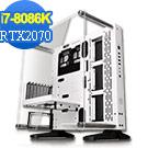 技嘉Z370平台[虎嘯至尊]i7六核RTX2070獨顯電玩機