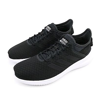 ADIDAS-QTFLEX女休閒鞋-黑