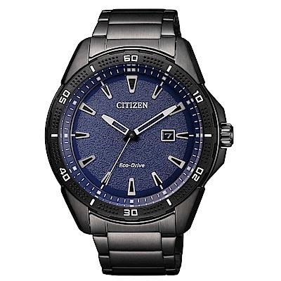 CITIZEN星辰 時光浩瀚光動能腕錶/AW1585-55L