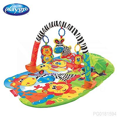 澳洲Playgro-可愛健身遊戲墊