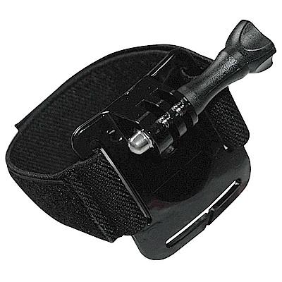 GoPro 副廠 輕巧型固定式魔鬼氈手腕帶(含螺旋鈕) for HERO 小蟻 SAMGO