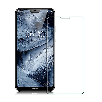 NISDA  for Nokia 6.1 plus 鋼化 9H 0.33mm玻璃...