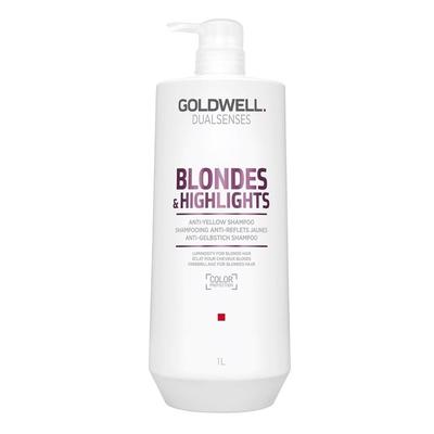 GOLDWELL 光纖洗髮精(矯色專用)1000ml-快速到貨