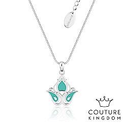 Disney Jewellery by Couture Kingdom 茉莉公主白金項鍊