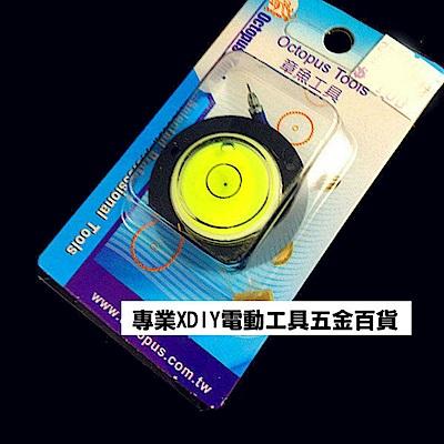 章魚牌 026.230 圓型水平儀 氣泡水平儀