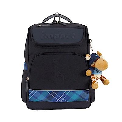 【IMPACT】怡寶歐式輕量書包-小紳士系列-深藍 IM00502NY
