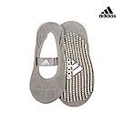 Adidas Yoga 防滑吸汗瑜珈襪-灰(20-26CM)