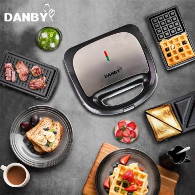 DANBY丹比可換盤三合一點心機DB-301WM