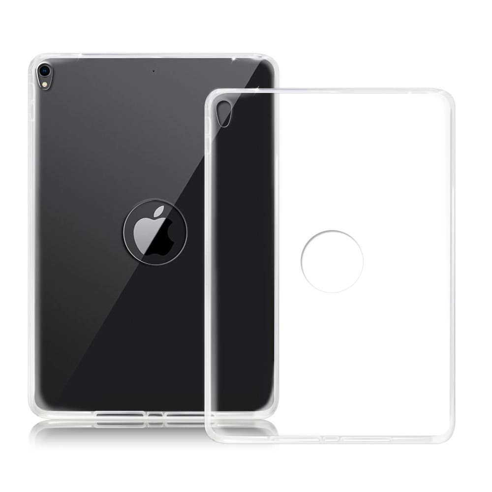 Xmart for iPad Pro 2018 11吋 超薄清柔水晶保護套