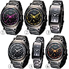 Canody 黑色狂歡時尚腕錶-均一價$1800