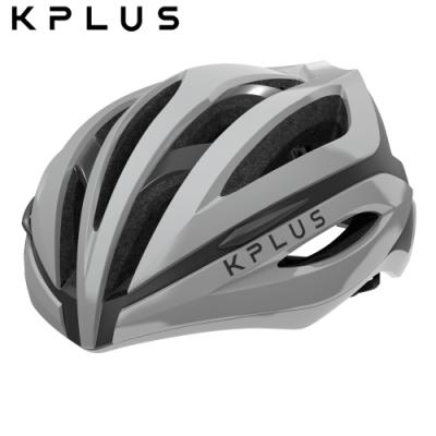 KPLUS 單車安全帽S系列公路競速-SUREVO Helmet-銀色