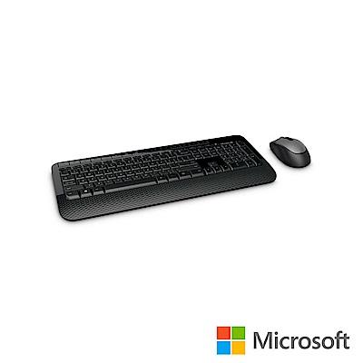 微軟 無線滑鼠鍵盤組 2000 盒裝