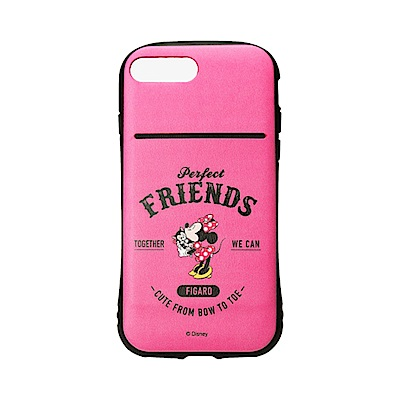 iPhone 8/7 Plus 海外限定 迪士尼 軍規防摔 插卡 軟殼 5.5吋...