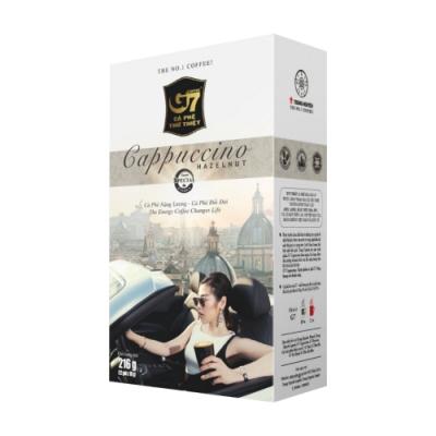 G7卡布奇諾 -  榛果風味(18gX12包)