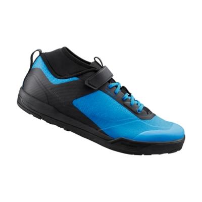 【SHIMANO】AM702 男性多用途運動車鞋 藍色