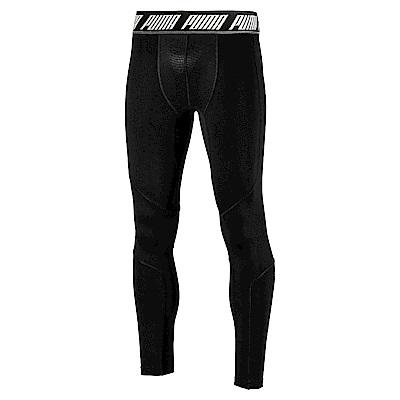 PUMA-男性訓練系列Energy Tech緊身褲-黑色-歐規