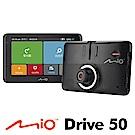 Mio MiVue Drive 50五合一行車記錄導航機-急速配