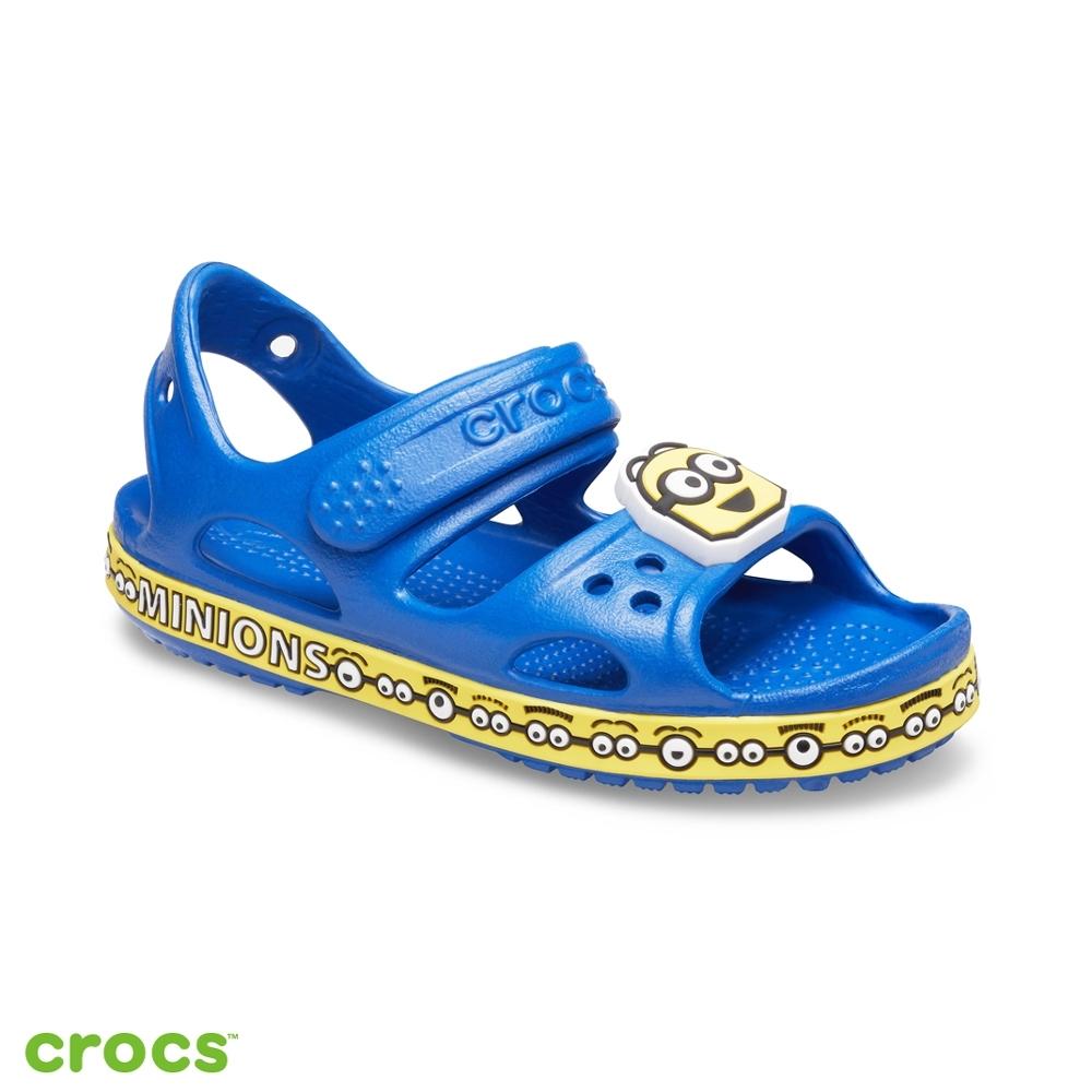 Crocs卡駱馳 (童鞋) 趣味學院小小兵小涼鞋 206173-4GX