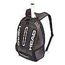 HEAD奧地利 Tour Team 球具球拍專用後背包-黑銀 283149