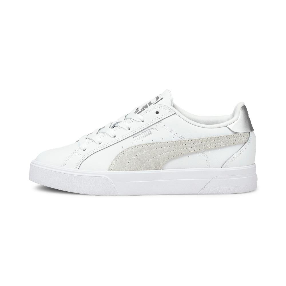 【PUMA官方旗艦】Ana Metallic Wn's 網球休閒鞋 女性 38063502