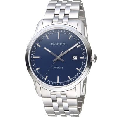 Calvin Klein Infinite  無限紳士機械錶(K5S3414N)42mm