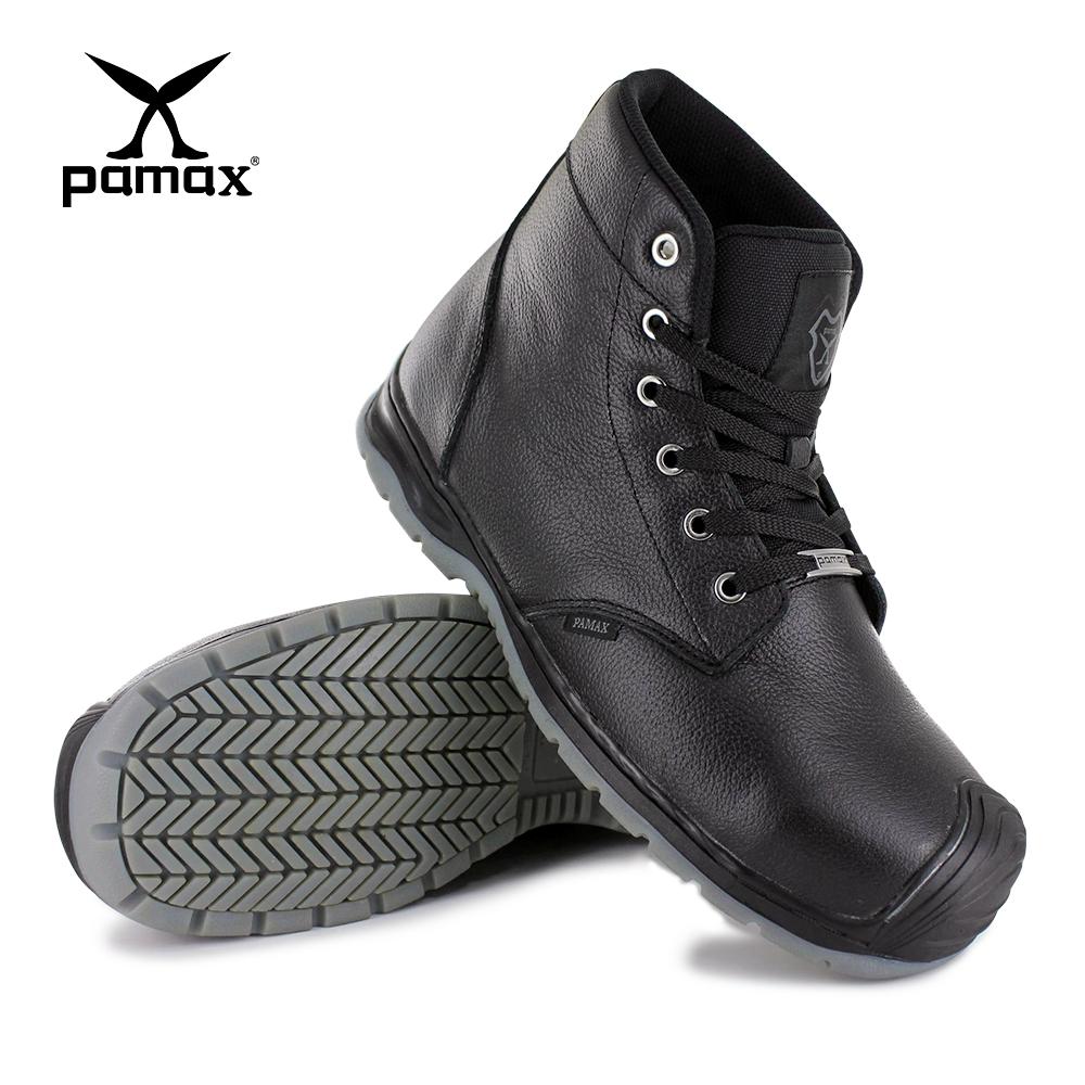 PAMAX帕瑪斯-超彈力氣墊高抓地力戰鬥安全靴-PX8711EH