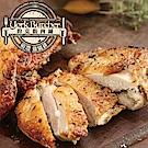 約克街肉鋪 台灣國產嚴選去骨雞腿排6包12片(110g±10%/片)