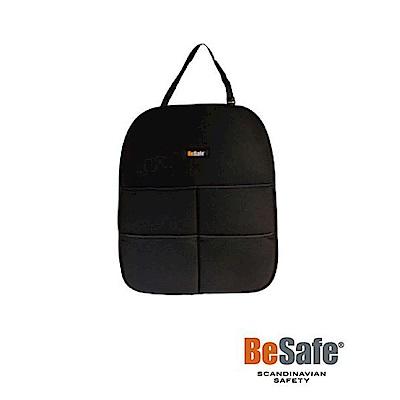 【BeSafe】汽車椅背防踢收納袋