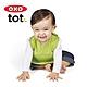 美國OXO tot 隨行好棒棒圍兜-青蘋綠 product thumbnail 1