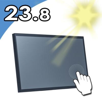 Nextech P系列 23.8吋 室外型 電容式觸控螢幕(高亮度)