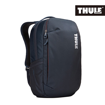THULE-Subterra Backpack 23L筆電後背包TSLB-315-礦藍