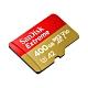 SanDisk Extreme microSDXC UHS-I A2 400GB 記憶卡 product thumbnail 1