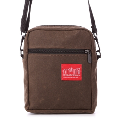 美國Manhattan Portage。城市微光肩背包MP1403WCN-DBR (棕)