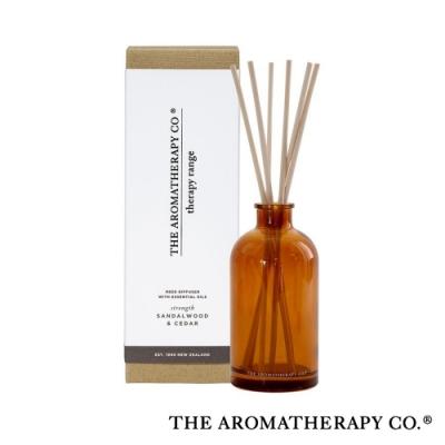 The Aromatherapy Co. 紐西蘭天然香氛 Therapy系列 雪松檀香 Sandalwood and Cedar 250ml 居家擴香