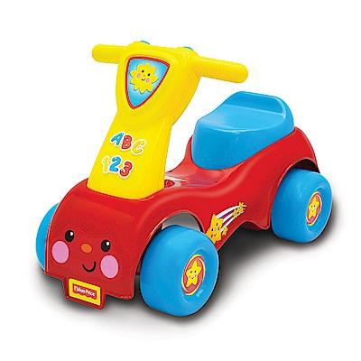 費雪牌little people-騎乘玩具(1-3Y+)