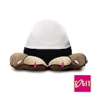 日本COGIT 棉花貝果集中坐姿矯正美尻美臀墊/靠墊 多用款-咖啡