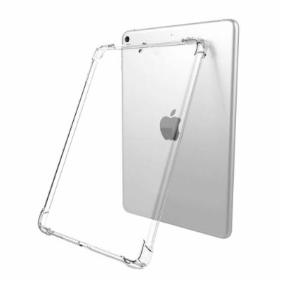 Apple蘋果2019版iPad 10.2吋防摔空氣殼TPU透明清水保護殼背蓋-KT700
