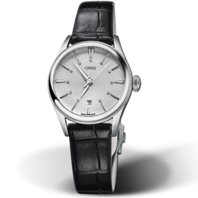 Oris豪利時ARTELIER藝術家仕女鑽錶