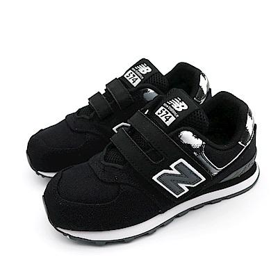 New Balance 復古鞋 中大童 休閒鞋-YV574OB-W