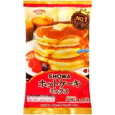 昭和製粉 昭和小麥屋鬆餅粉 (600g)