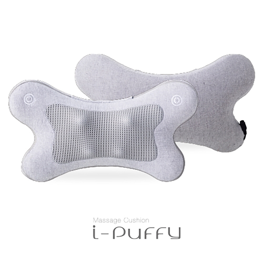 JOHNSON 喬山 SYNCA i-Puffy 暖骨頭舒壓按摩枕 MC161