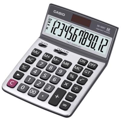CASIO 卡西歐 12位元仰角商用計算機(DX-120ST)